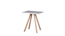 """""""About A Table 70/70"""" Sitztisch, weiß, 424807"""