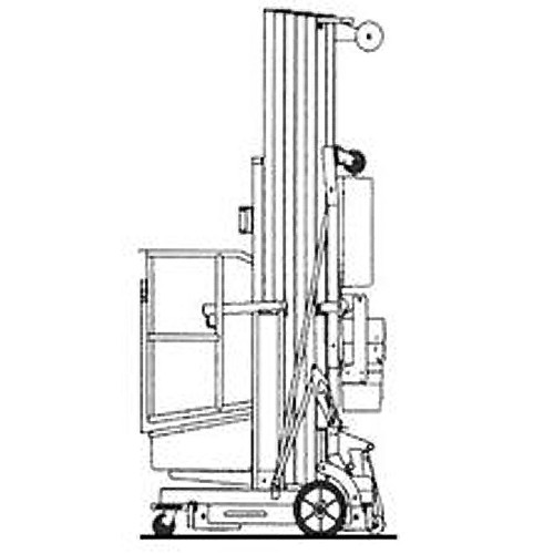 Personnel lift up to 11m