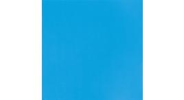 Eurorips, m² Teppich Bahnenware, aqua, 91001B42