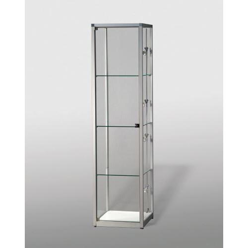 """""""Nice"""" Säulenvitrine, Glas, 559800"""