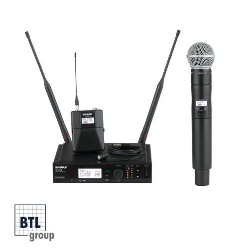 Zusatz für Beschallungsanlagen: Funkmikrofon
