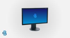 27″ LCD-Display