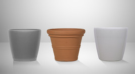 Vessels / Cover Pots