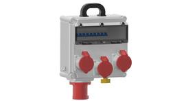 Elektro-Verteilung Modul 8, ab 30 kW