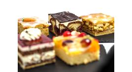 Mini-Blechkuchen