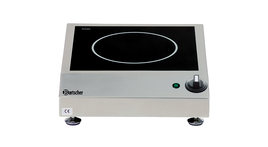 Equipment: Induction hob 230 V, 3.5 kW