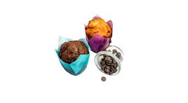 Mini-Muffins, gemischt