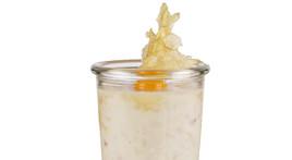 Bircher Müsli | Honig im Glas