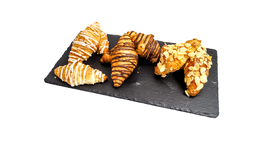 Mini-Croissants, süß gefüllt