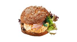 Vinschgerl-Sandwich - Bayerische Camembertcreme & Petersilie