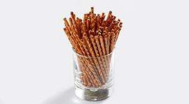 Salzige Snacks / Kaffeegebäck