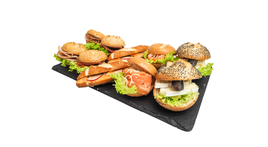Partybrötchen & Mini-Brotstangen Set I - Partybrötchen