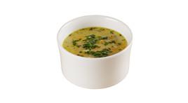 Saisonale Cremesuppe | Buttercroûtons (vegetarisch)