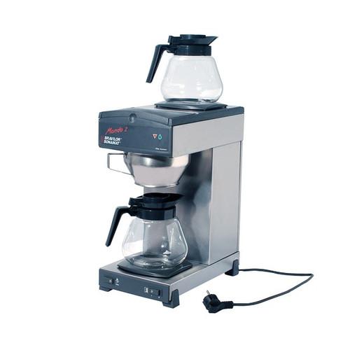 Filterkaffeemaschine inkl. Kanne & 50 Kaffeefilter
