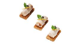 Fingerfood - Kalb, Thunfisch, Kaper