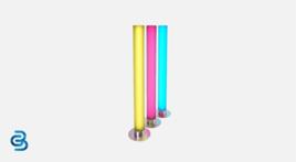 LED light column
