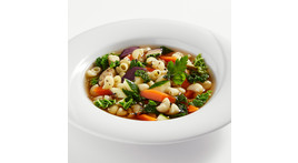 Minestrone, vegan
