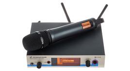 Drahtlos Mikrofon zusätzlich