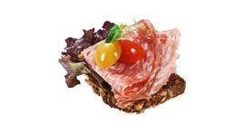 Knusperbrote - Fenchelsalami & Olive
