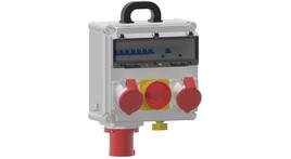 Elektro-Verteilung Modul 7, ab 30 kW
