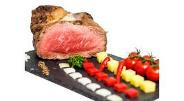 Pikante Gulaschsuppe mit feinstem Rindfleisch
