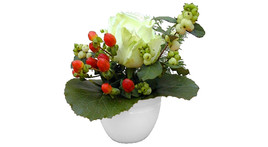 Floral arrangement, small