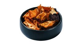 Gemüse-Chips & Meersalz