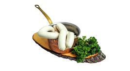 Bavarian white sausages (7 pairs)