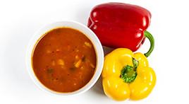 Aus dem Suppen- und Wurstkessel