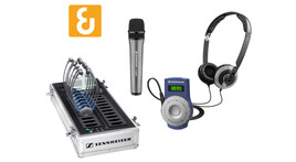 Audio Guide (Personenführungsanlage)