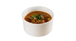 Pikante Kesselgulaschsuppe | feinstes Rindfleisch