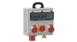 Electrical distributor panel 5